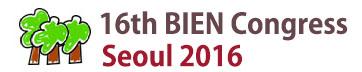 16th BIEN Congress